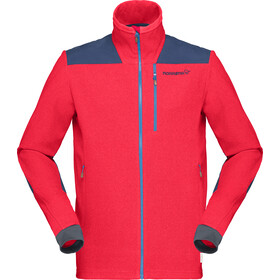 Norrøna Svalbard Warm1 Jacket Men jester red